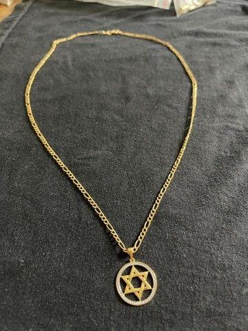 Cordão de ouro 18k a venda