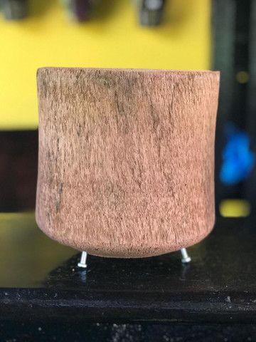 Vasos de coqueiro  - Foto 2