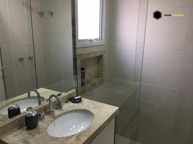Apartamento Mobiliado com 3 suítes à venda, 142 m² por R$ 1.600.000 - Royal Park - Campo G - Foto 19