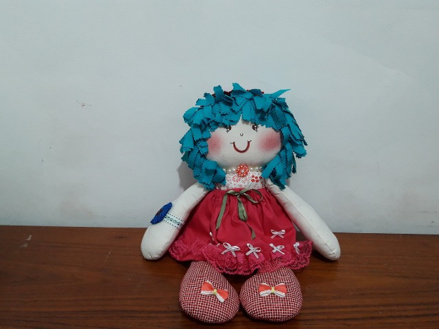 Boneca de Pano - Foto 2