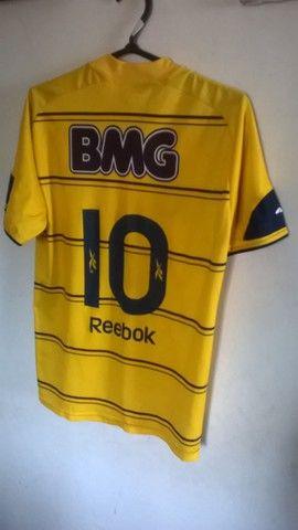 """Camisa do Cruzeiro E.c  2010  """"G - Foto 2"""