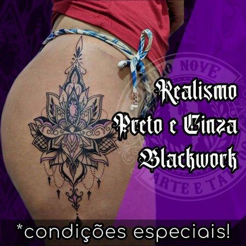 Tatuagem Ornamental Promoção