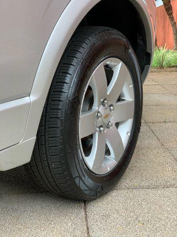 Chevrolet Captiva 2.4 Sport Fwd - Interna Caramelo - Foto 13
