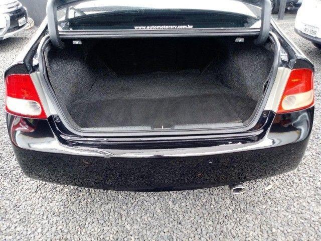 Honda Civic lxl 1.8 cinza 16v flex 4p aut. - Foto 3
