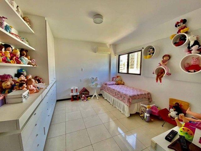 Apartamento para venda possui 200 metros quadrados com 3 suites mais dce.Ponta Verde - Mac - Foto 11