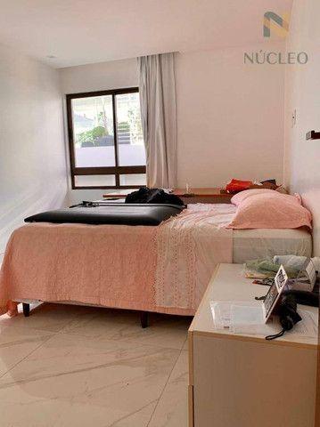 Casa de condomínio com 5 suítes à venda, 340 m² por R$ 1.700.000 - Intermares - Cabedelo/P - Foto 12
