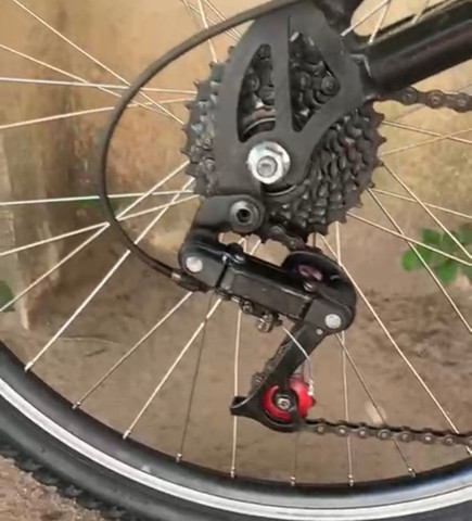 Bicicleta Recém reformada Caloi sport - Foto 6