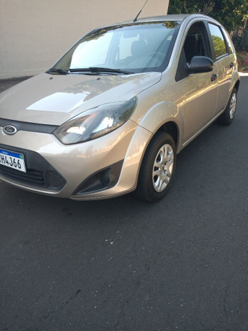 Fiesta Class - 2012- Sem detalhes! Motor 1.6 - Foto 2