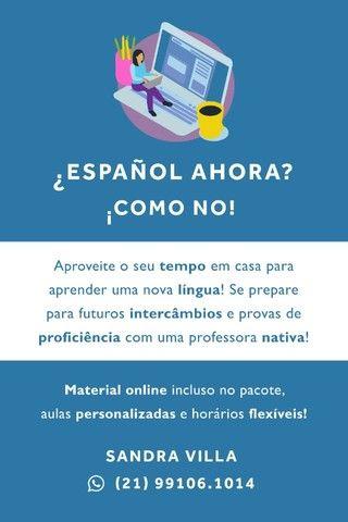 Aulas de espanhol dinâmicas