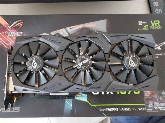 GTX 1070 8GB Asus Strix