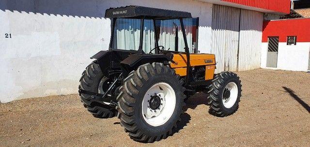 Trator Agrícola Valtra 785 Traçado 4x4, Ano 2001, Motor MWM Novo. - Foto 4