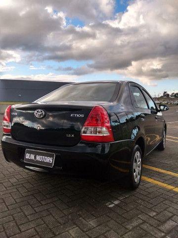 Toyota Etios sed aut 36000km - Foto 5