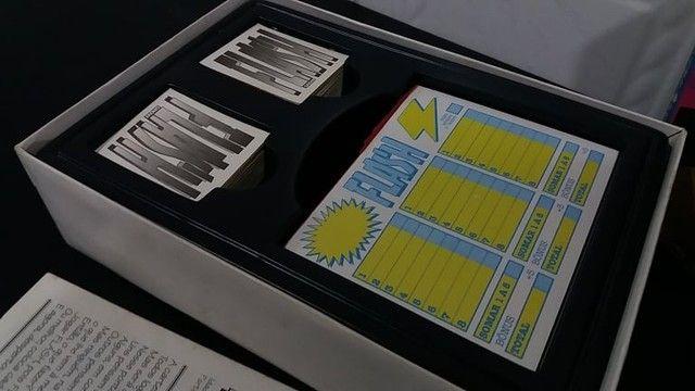 jogo flash da grow antigo e raro década de 90 completo ( 100 reais) - Foto 6