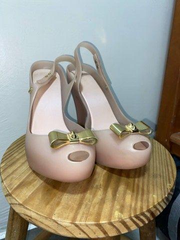 Sapato Alto Melissa N: 38