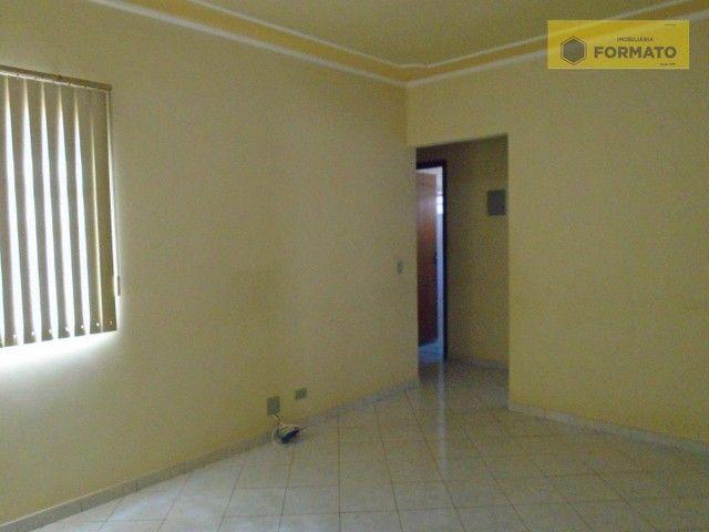 Apartamento com 2 dormitórios para alugar, 75 m² por R$ 700,00/mês - Jardim São Lourenço - - Foto 3