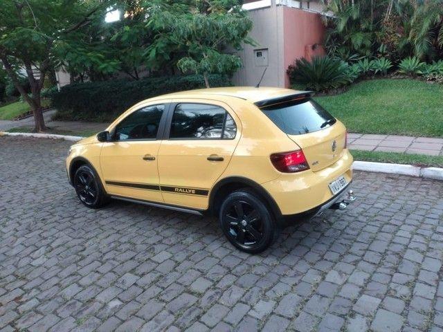 Volkswagen gol rallye 1.6 2012 top - Foto 3