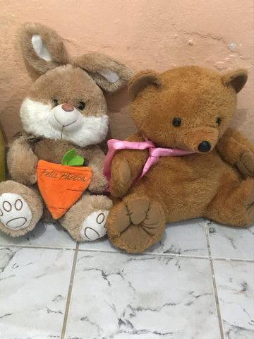 20 ursos de pelúcia para menina  - Foto 2