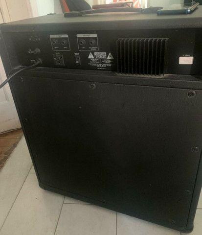 Caixa de som multiuso attack cm 1290  - Foto 2