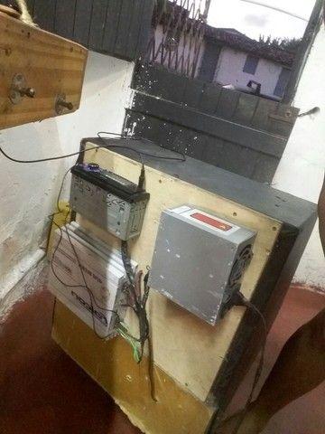Vendo caixa de som pra corro e pra sua casa tbm movel - Foto 3