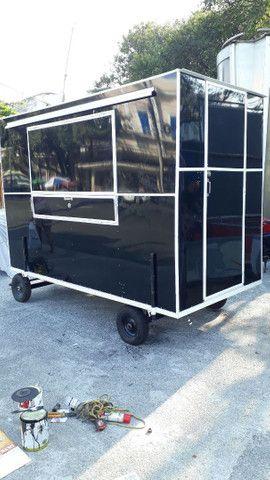 Fabrica de trailer e food truck - Foto 6