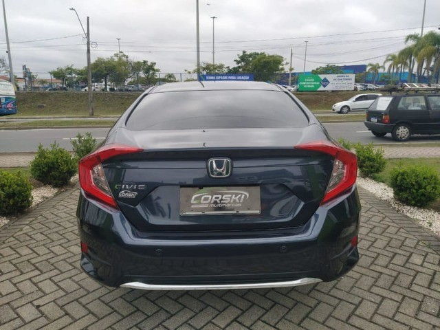 Honda Civic EXL 2.0 Flex 2020 - Foto 4