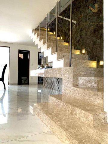 Casa de condomínio com 5 suítes à venda, 340 m² por R$ 1.700.000 - Intermares - Cabedelo/P - Foto 6