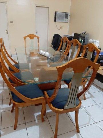 Belíssimo Jogo de sala de Jantar  - Foto 5