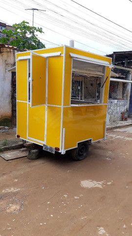 Fabrica de trailer e food truck