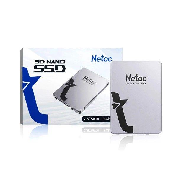 ssd 512GB Netac - Novo