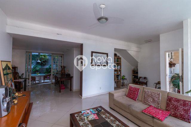 Casa à venda com 5 dormitórios em Laranjeiras, Rio de janeiro cod:FL6CS52847 - Foto 5