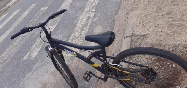 Bicicleta Caloi Aro 26 - Foto 6