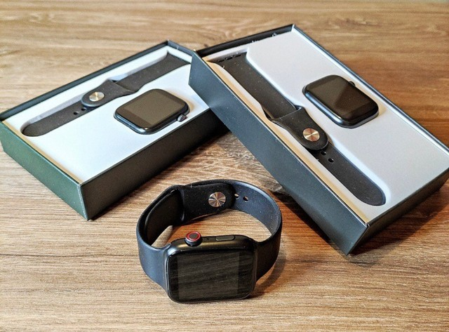Relógio inteligente x7 atualizado faz e recebe ligações  - Foto 5