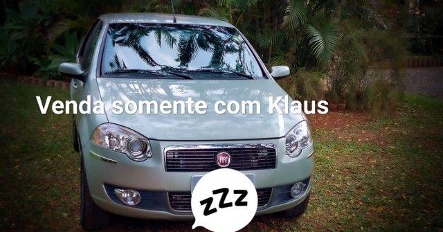 Fiat Siena ELX 1.4 Flex - Super Conservado - Único dono - Brasília/DF
