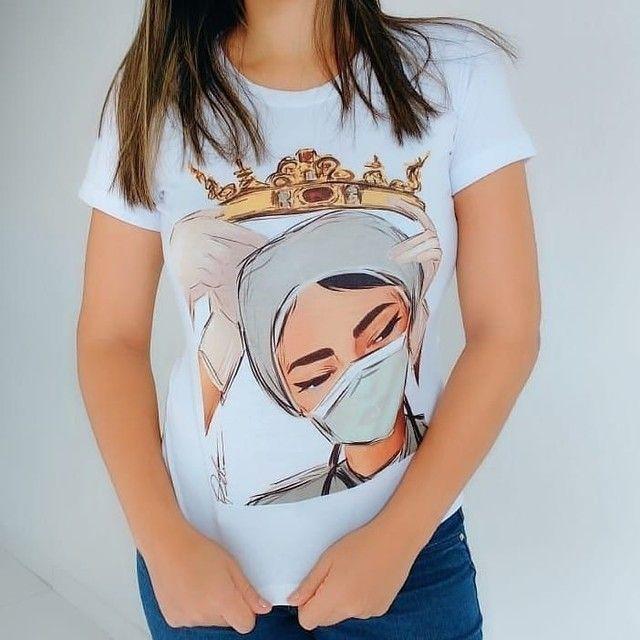 Camisetas feminina - Foto 5