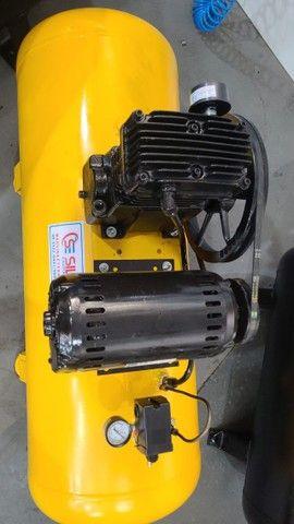 Compressor de ar 20 pés Revisado - Twister Schulz - Foto 2