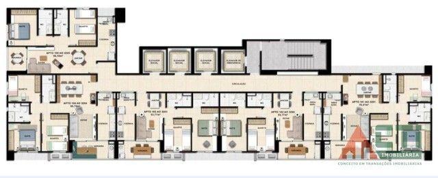 Apartamento para venda tem 70 metros quadrados com 3 quartos em Caxangá - Recife - PE - Foto 16