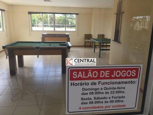 Apartamento com 3 dormitórios para alugar, 72 m² por R$ 1.600,00/mês - Itapuã - Salvador/B - Foto 9