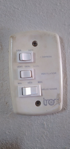 Vendo ou troco por ventilador portatio - Foto 2