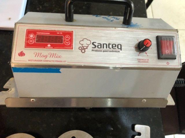 Panela mexedora Santec com Viratec