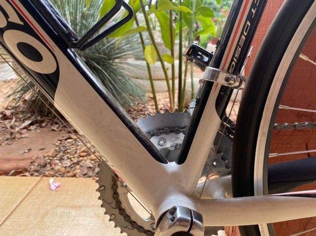 Bicicleta speed toda no shimano tiagra (bike) - Foto 2