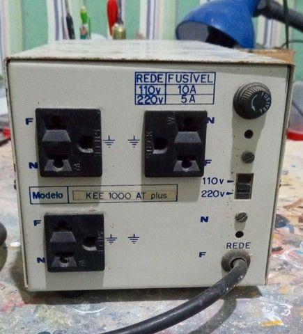 Estabilizador de 1000 Funcionando - Foto 2