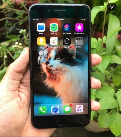 Vendo iPhone 7 Plus 128 giga iPhone tá novo  - Foto 2
