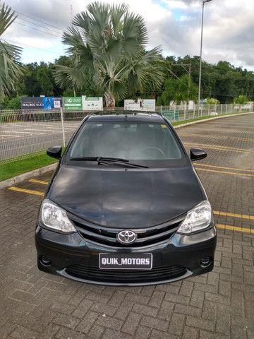 Toyota Etios sed aut 36000km - Foto 7