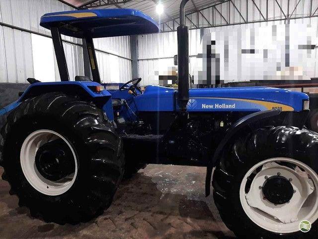 Trator New Holland 8030 - Mato Grosso  - Foto 6