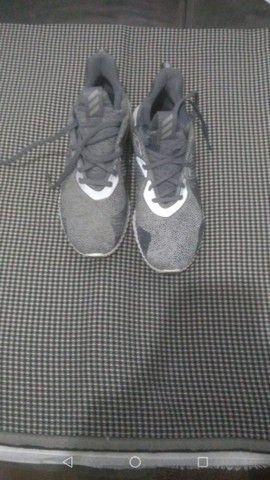 Adidas Alphabounce cinza 42