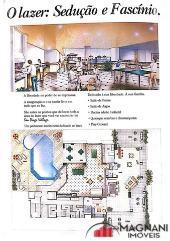 LOCAÇÃO | Apartamento, com 4 quartos em ZONA 01, MARINGA - Foto 13