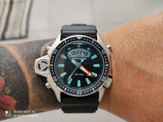 Relógio Sanda 3008 - Foto 6