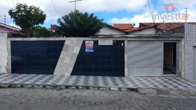 Casa residencial à venda, Presidente Médici, Campina Grande.