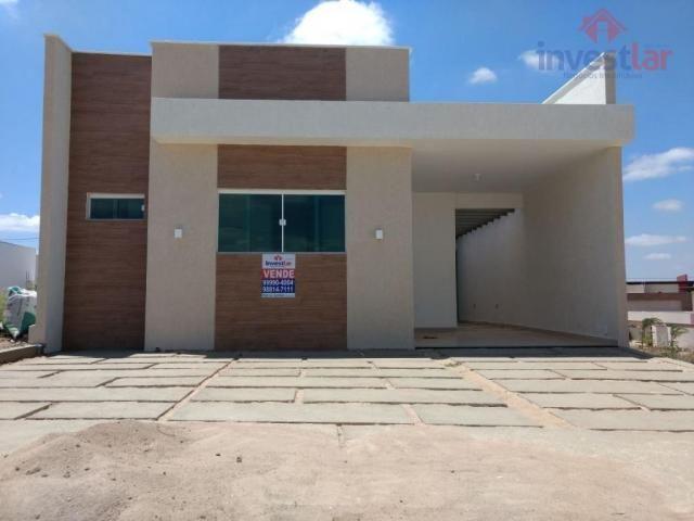 Casa residencial à venda, Serrotão, Campina Grande.