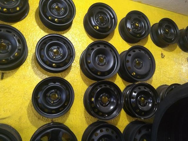 Todas rodas de ferro